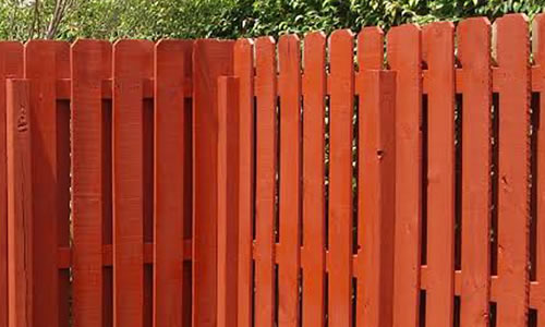 Fence Painting in Nashville TN Fence Services in Nashville TN Exterior Painting in Nashville TN